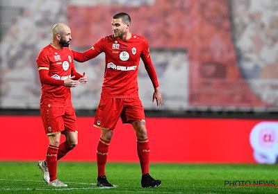 Un avenir à l'Antwerp pour Steven Defour et Dino Arslanagic?