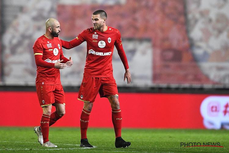 Steven Defour, Kevin Mirallas... quel avenir à l'Antwerp pour les joueurs en fin de contrat?