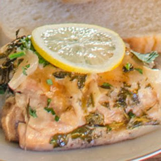 Slow Cooker Lemon Thyme Chicken Recipes.