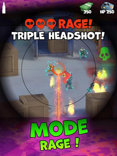 Snipers vs Thieves: Zombies!  captures d'écran 2