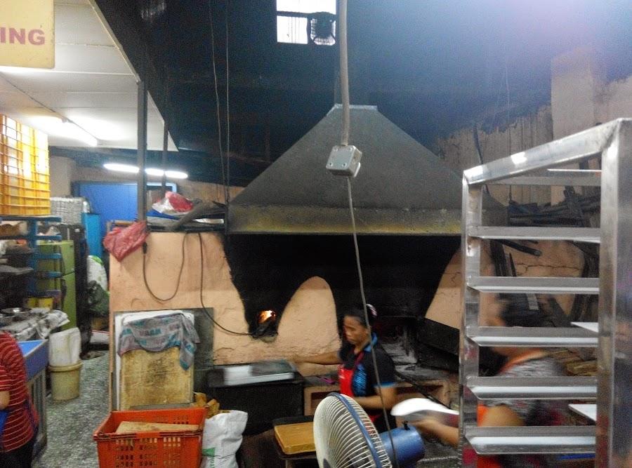 Where to eat in Johor Bahru -try the banana cake here