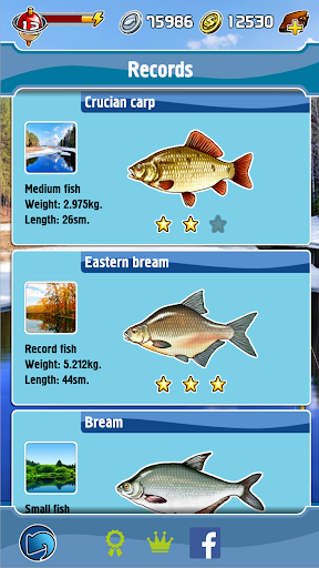 Pocket Fishing apkpoly screenshots 2