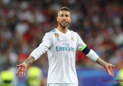 Sergio Ramos sort du silence par rapport à la blessure de Salah et à la commotion de Karius