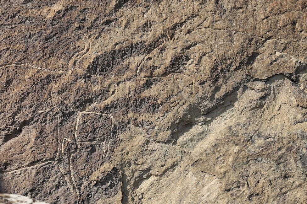 Qobustan, petroglify