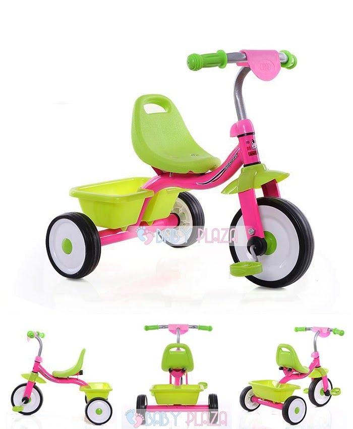 Xe đạp trẻ em 3 bánh Broller-5167 5