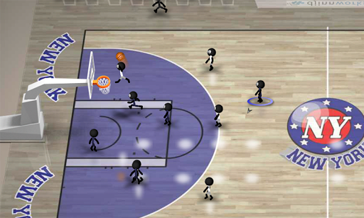 Stickman Basketball 2.3 screenshots 5