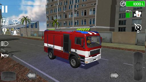 Fire Engine Simulator 1.1 screenshots 4