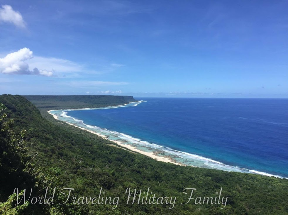 PCSing & Living in Guam