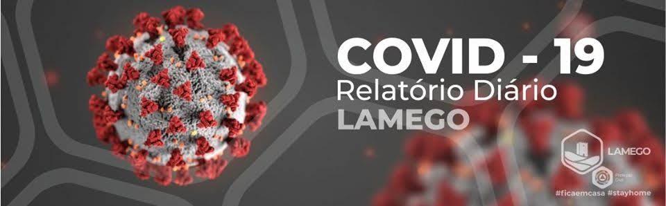 Município de Lamego sem novos casos de COVID-19 nas últimas 24h