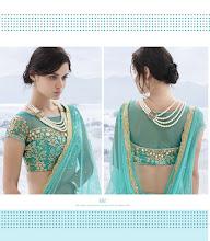Photo: CODE: 6712 3 PCS Designer Lehenga Saree . Price : USD 117