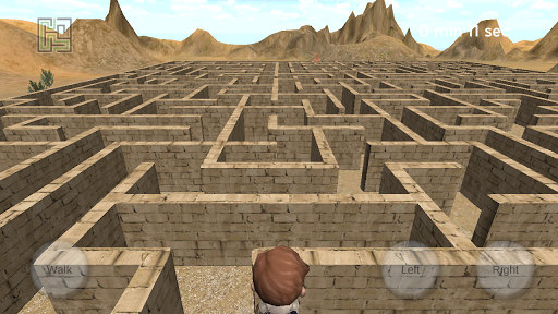 3D Maze (The Labyrinth)  captures d'u00e9cran 6