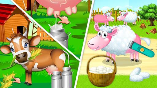 Little Farmer - Farming Simulator - Kids Games screenshots 1