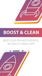 Gentle Cleaner & Booster - Junk removal APK screenshot thumbnail 1