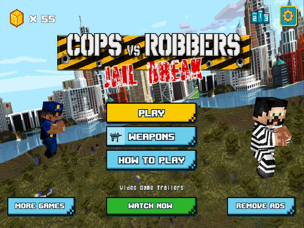 Cops Vs Robbers 2