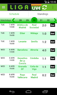 Liga Live - screenshot thumbnail