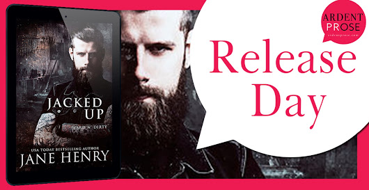 Jacked Up by Jane Henry, Release Day Blitz