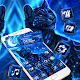 3D Panther Glass Tech Theme  Download on Windows