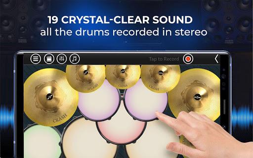 Drum Kit Simulator: Real Drum Kit Beat Maker 2.2.6 screenshots 5