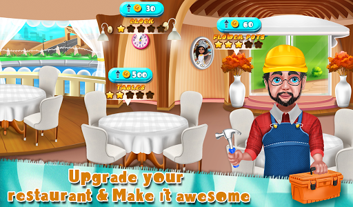 My Rising Chef Star Live Virtual Restaurant 1.0.1 screenshots 24