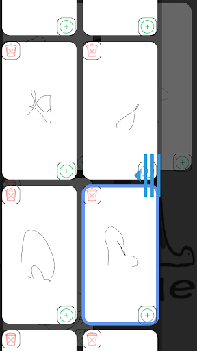 Creative scribble, draw over doodle original ideas screenshot 6
