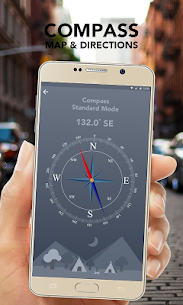 Compass – Maps and Directions v5.0 [ad-free] APK 2