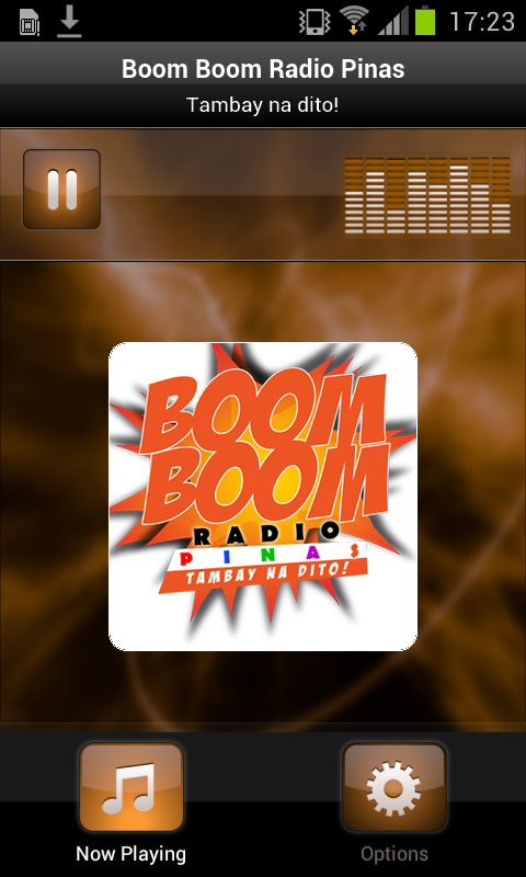 Boom Boom Radio Pinas- screenshot
