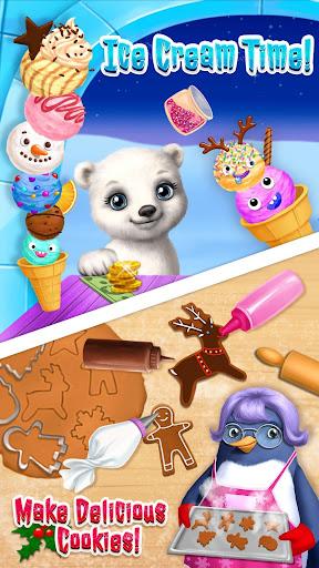 Christmas Animal Hair Salon 2 3.0.30001 screenshots 7