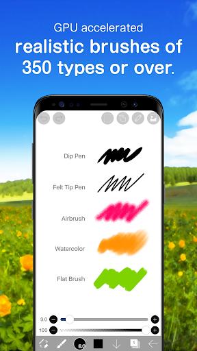 ibis Paint X 7.1.0 screenshots 2