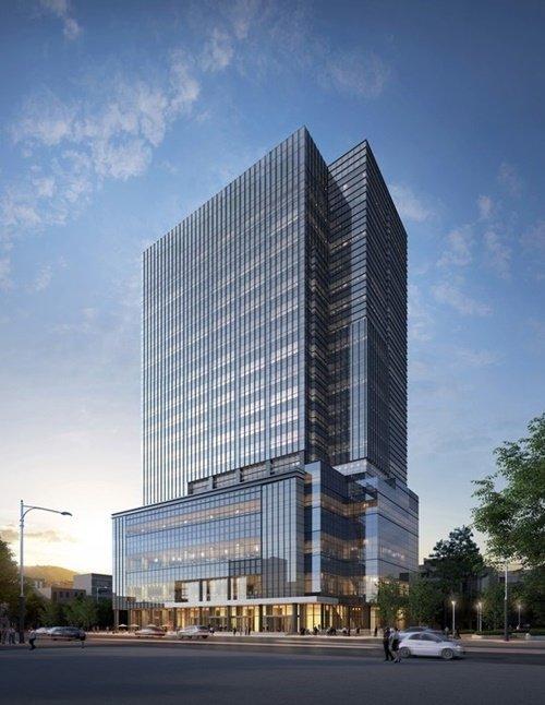 bighit 2020 new building 1