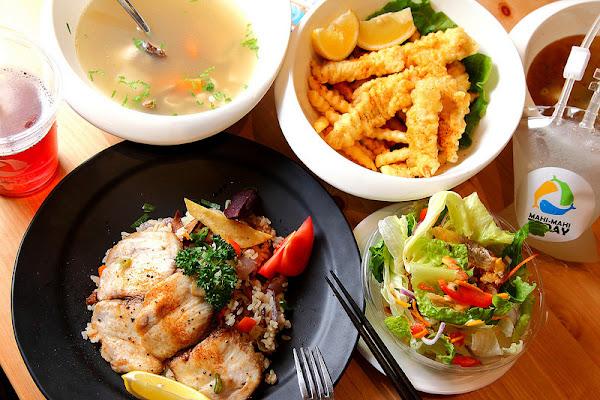 [台東市] 台東美食推薦,台東極鮮海味的美食驛站!Mahimahi Today 好漁日 鬼頭刀專屬料理