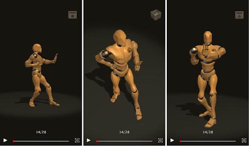Wing Chun Trainer 3.4 screenshots 6
