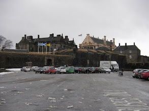 Photo: Stirling Castle ....