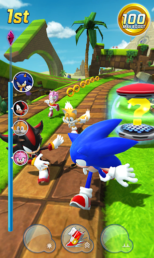 Sonic Forces 2.11.0 APK MOD screenshots 2