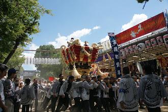 Photo: 堀井