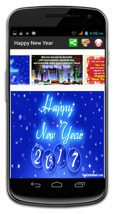 Happy New Year 2017 Greetings - Android Apps on Google Play