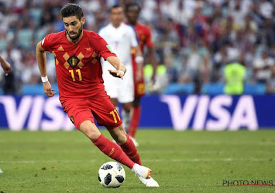 Un grand d'Europe garde un oeil sur Yannick Carrasco