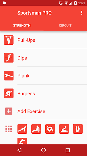 Bodyweight Workout at Home v2 42 [Pro] - ReleaseAPK