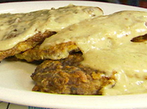 Alton Brown's Chicken Fried Steak Recipe