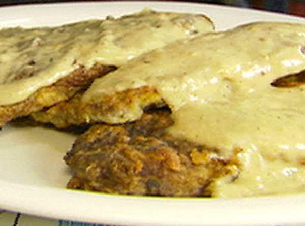 Alton Brown's Chicken Fried Steak