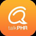 talkPHR icon