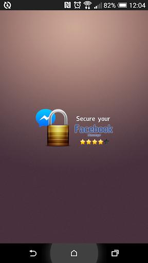 Lock for Facbeook Messenger