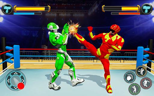 Ultimate Robot Ring Fighting 2020 1.6 screenshots 1