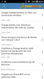 Noticias bandaancha.eu- screenshot thumbnail