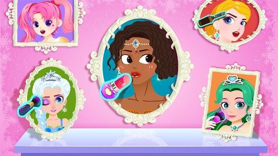 Princess Makeup: Snow Ball 9