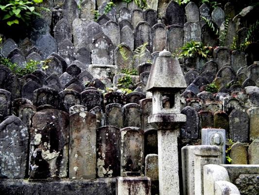 Cimitero Buddista  Giappone. di rita_d