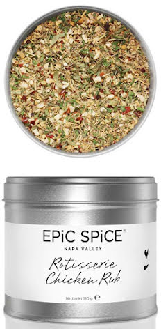 Rotisserie Chicken Rub – Epic Spice