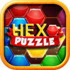 Hex Block Puzzle - Brain Teasers icon