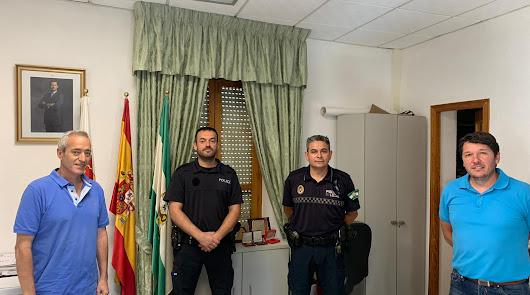 Un nuevo Policía Local reforzará la plantilla y la seguridad en Dalías