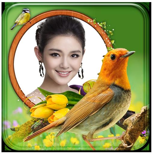 Birds Photo Frame: BPF