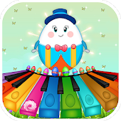 Humpty Dumpty Musical Piano